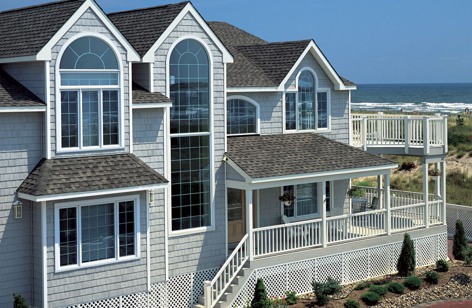 Sterling Gray Is Another Very Light Siding That Works Well In Numerous Situations One Of The Lightest Shades Available A True