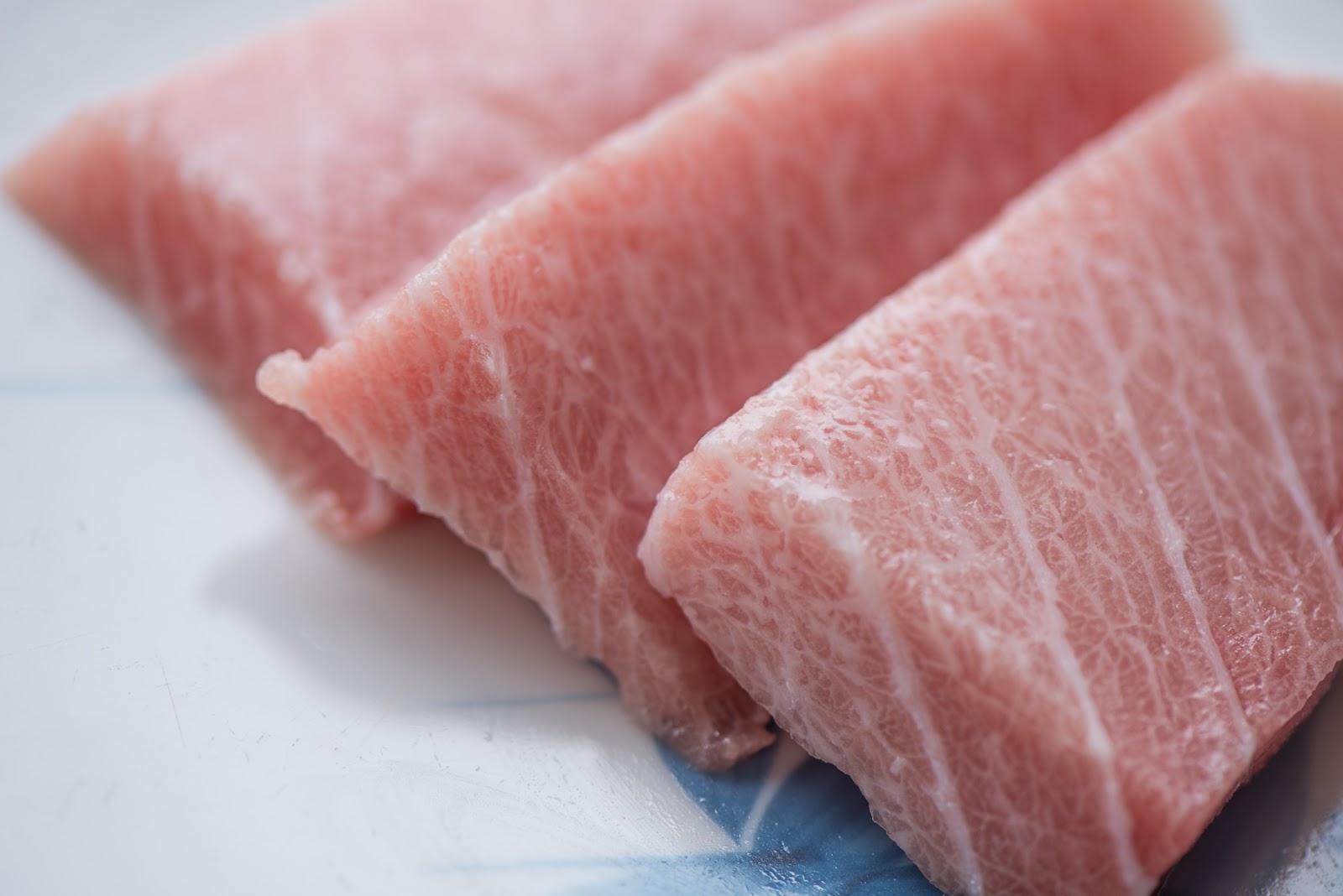 超低溫南鮪大腹K1生魚片