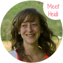 Meet Heidi at Ladder of Mercy