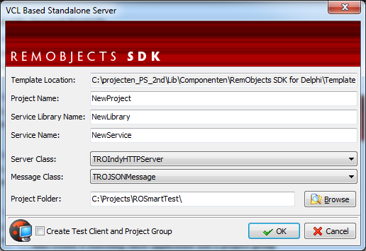 Delphi REST server - Remoting SDK - RemObjects Talk