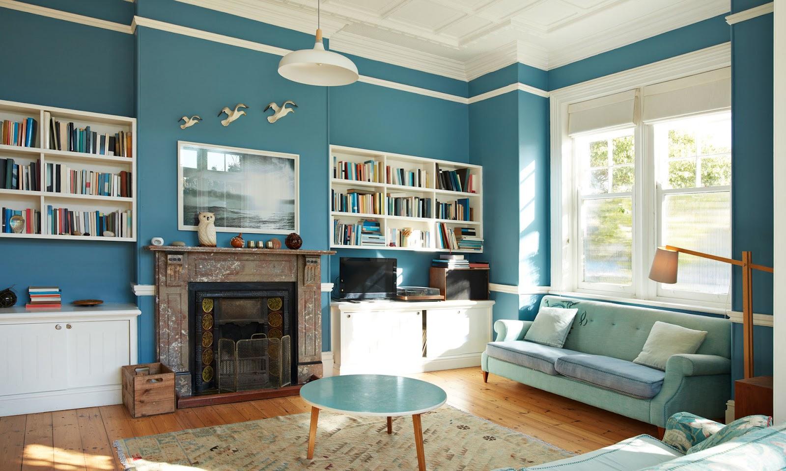 Как цвет стен может влиять на психику, психология цвета