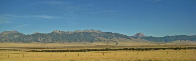 Pronghorn Meadows Ennis Montana