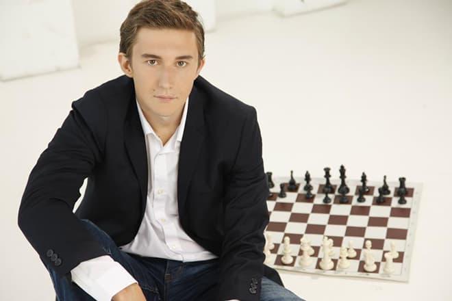 Сергей Карякин – биография, фото, личная жизнь, новости, шахматы 2020 -  24СМИ