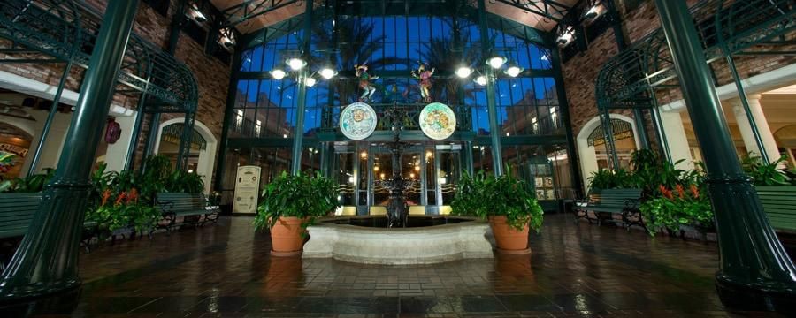 Disney's Port Orleans Resort – French Quarter (Moderate Resort)