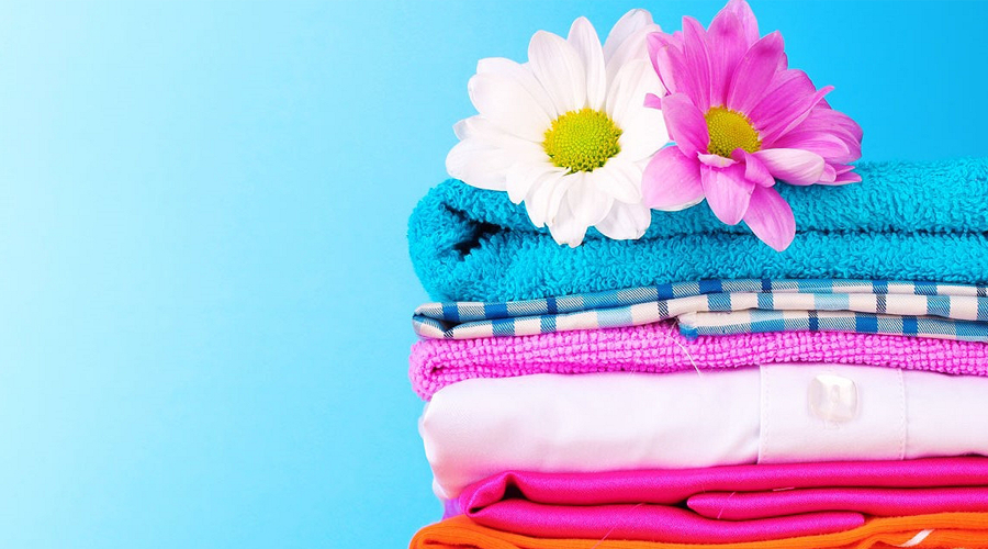 Nhanh khô quần áo là công dụng khi giặt quần áo bằng nước nóng