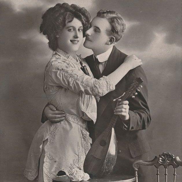 1910. gads pāra fotogrāfija