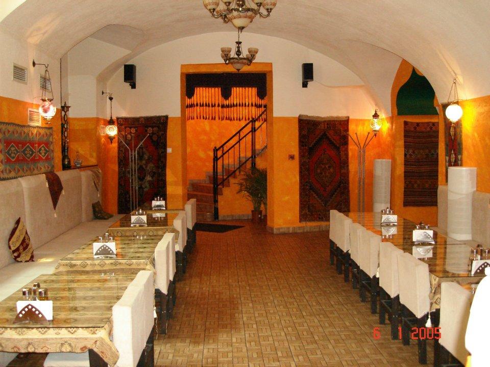 Istanbul török étterem Budapest