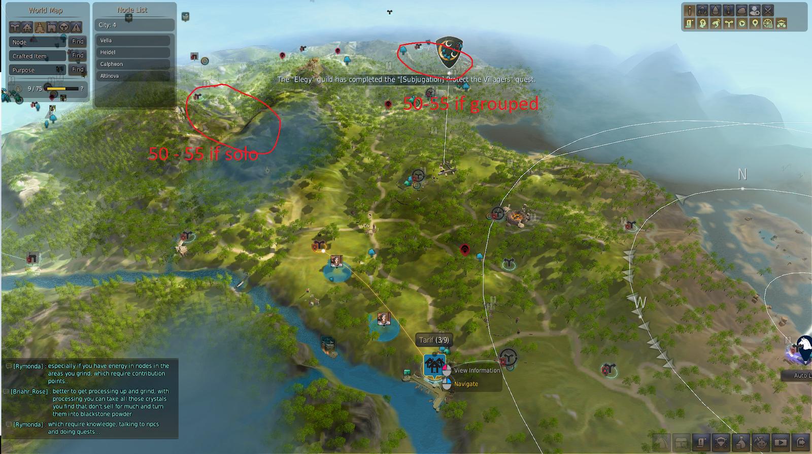 Xbox Black Desert Online 1-55 Leveling Guide
