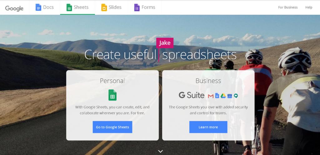 google sheets inhaltserstellung ideation phase