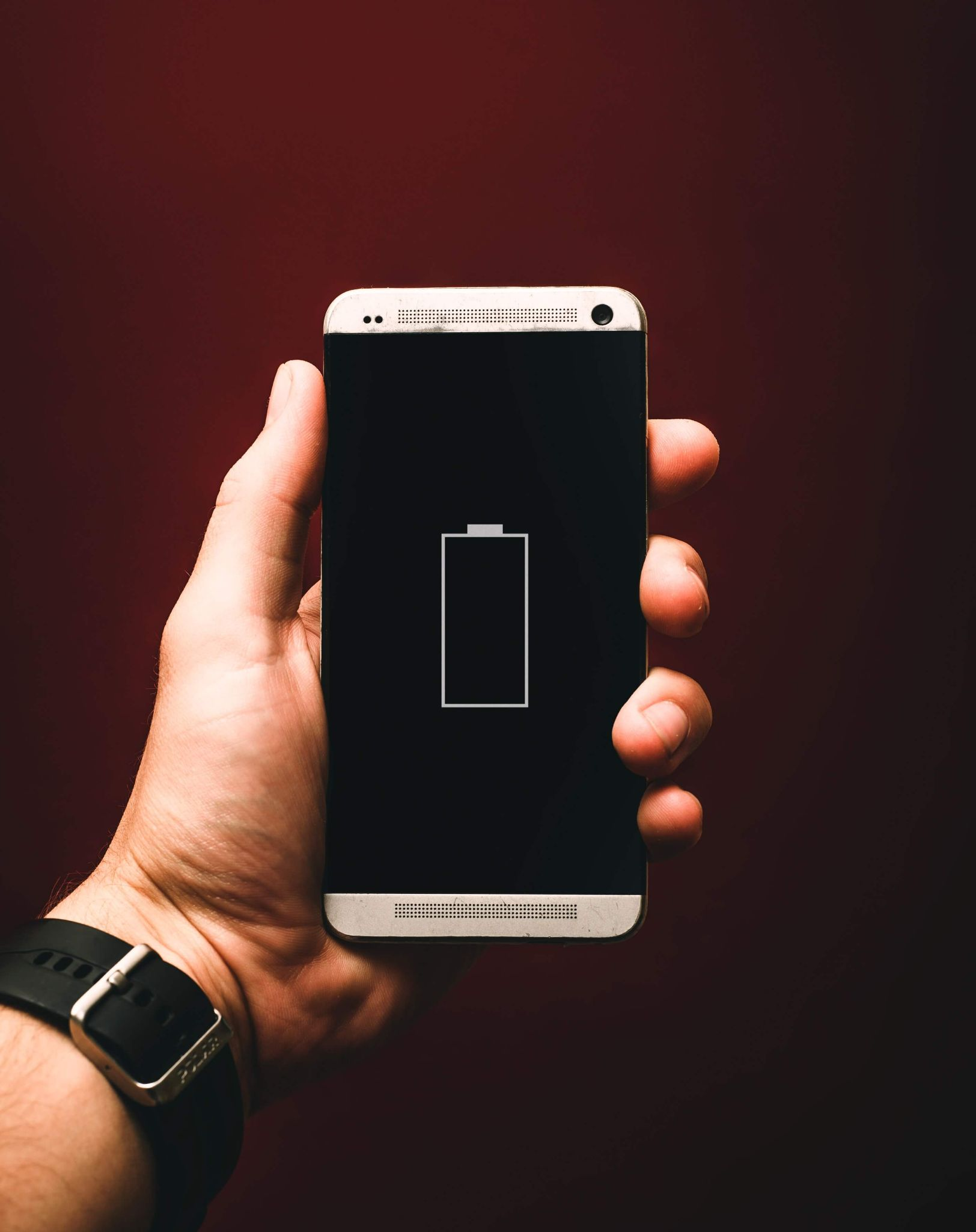Phone Battery Low