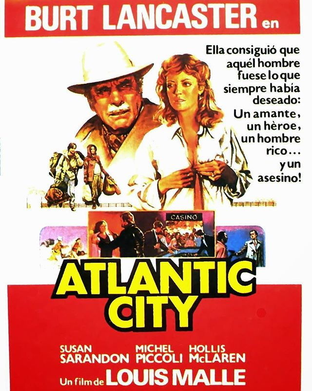 Atlantic City (1980, Louis Malle)
