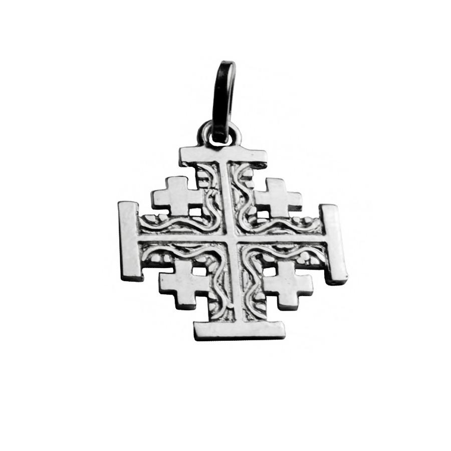 Jerusalem Cross pendant - Savelli Religious