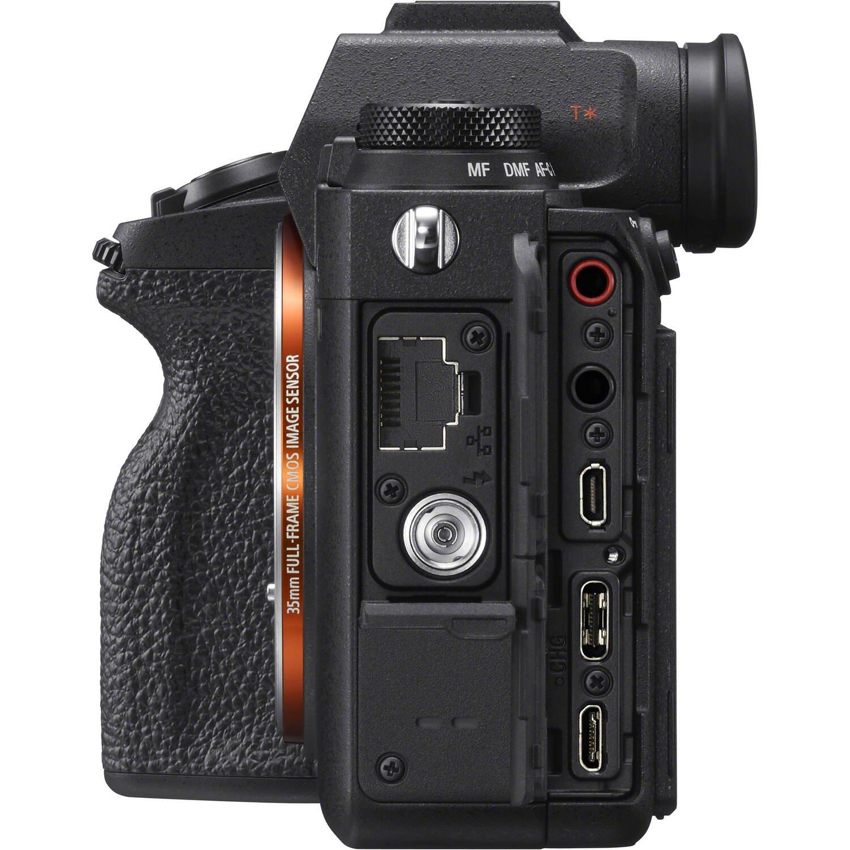 Интерфейсы фотоаппарата SONY Alpha a9 II body