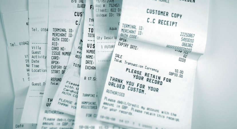 You may need to track your receipts depending on the relocation package you have agreed on.
