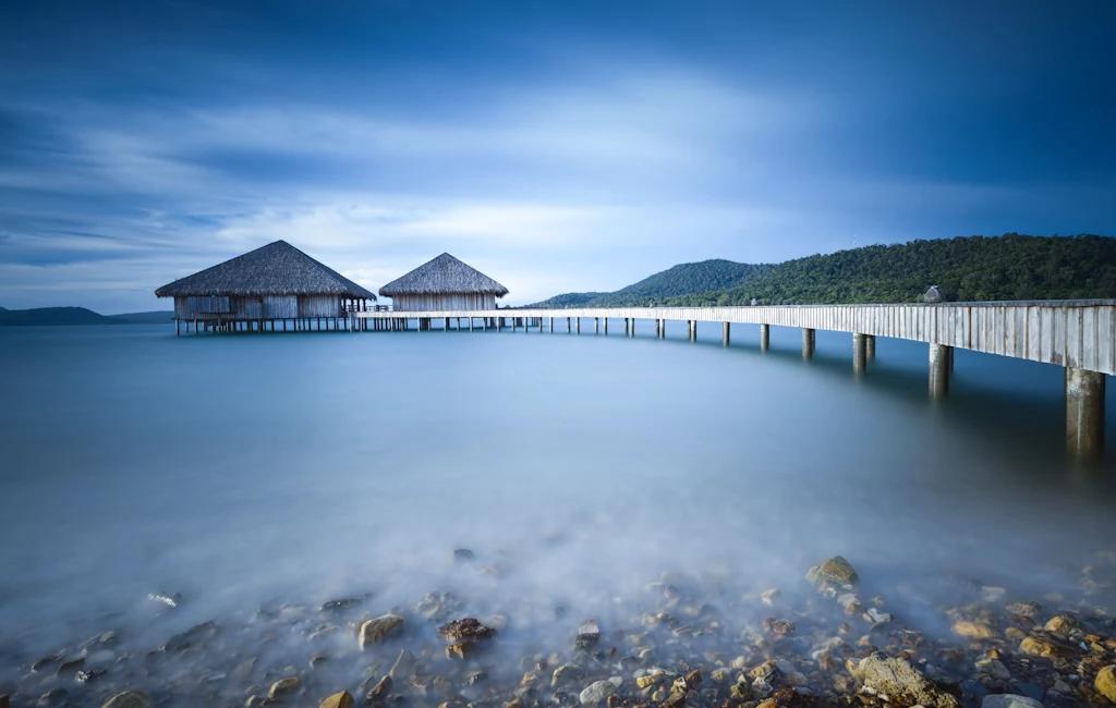 Tạm trốn Sài thành - Lạc lối ở ốc đảo thiên đường mang tên Song Saa - ảnh 13
