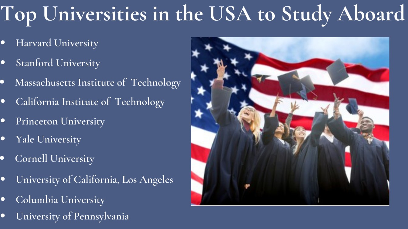 Top Universities In the USA