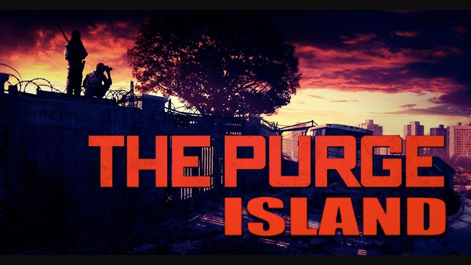 The Purge: The Island