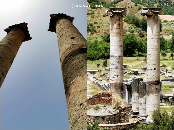 Turkey Tuesday: Artemistempel in Sardes