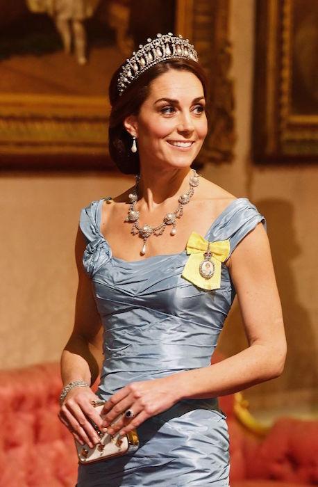 The Queen Alexandra Wedding Necklace