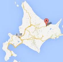 北見ハッカ記念館・地図