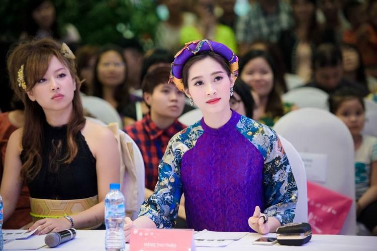 Hoa hau Dang Thu Thao dep me hon di lam giam khao-Hinh-8
