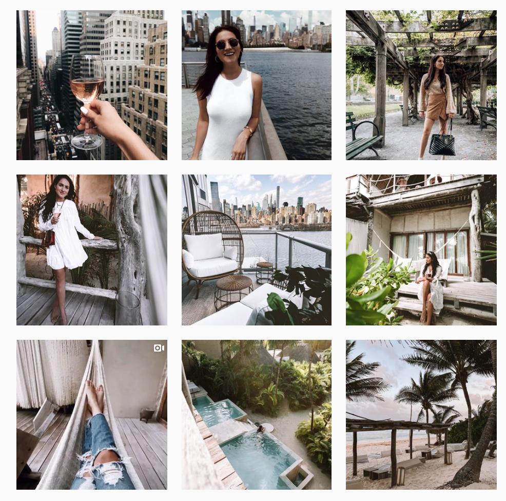 Hồ sơ Instagram