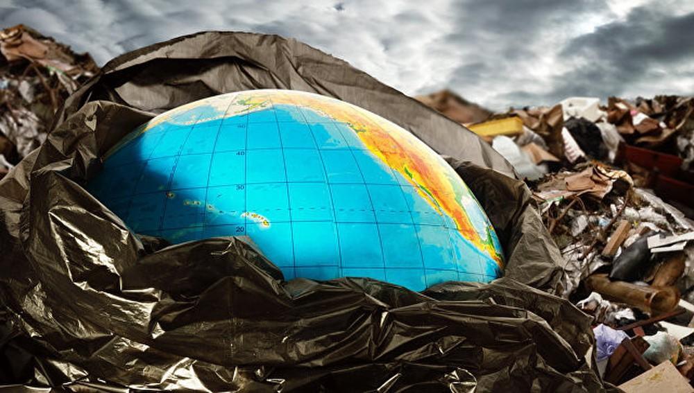 Kết quả hình ảnh cho trái đất ngập rác