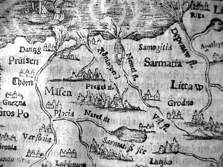 Plintant krikščionybei XVII a. įamžintos paskutinės Sarmatiškos žemės Europoje - SamoGitia.
