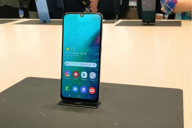 Samsung Galaxy A50: أفضل هاتف اقتصادي من Samsung