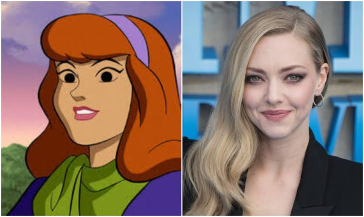 Amanda Seyfred como Dafne en Scooby Doo