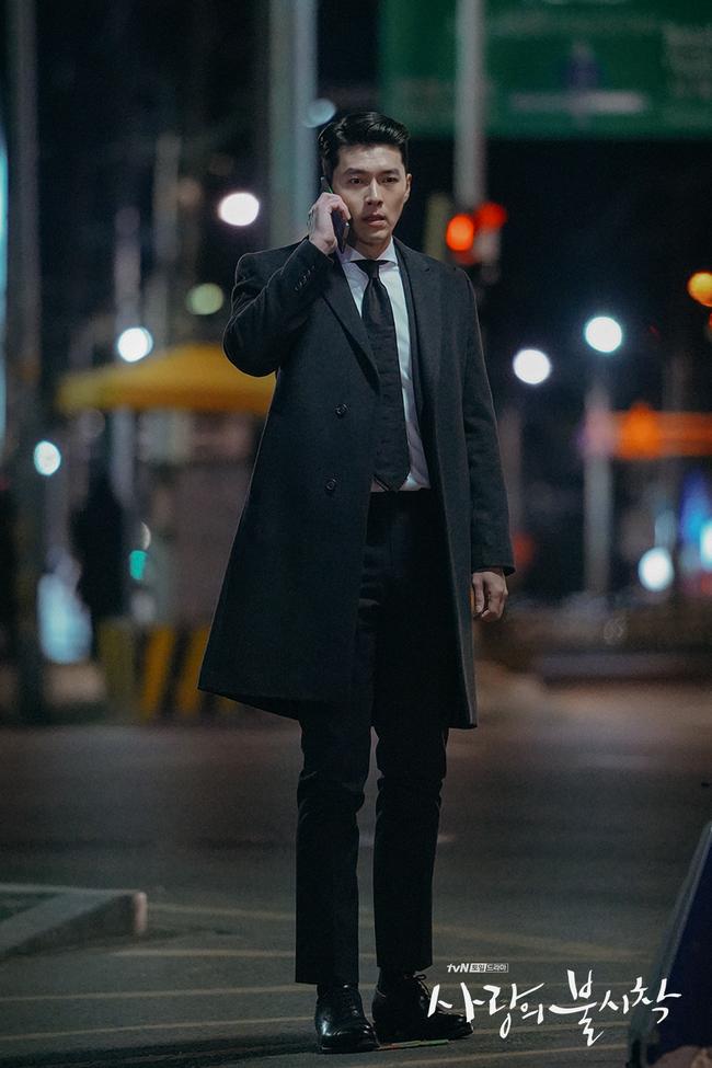 phân cảnh Hyun Bin trong phim hạ cánh nơi anh