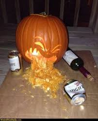 Image result for pumpkin throwing up free
