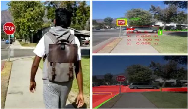 Рюкзак для слабовидящих, алгоритмы для Пентагона и другие новости из мира ИИ