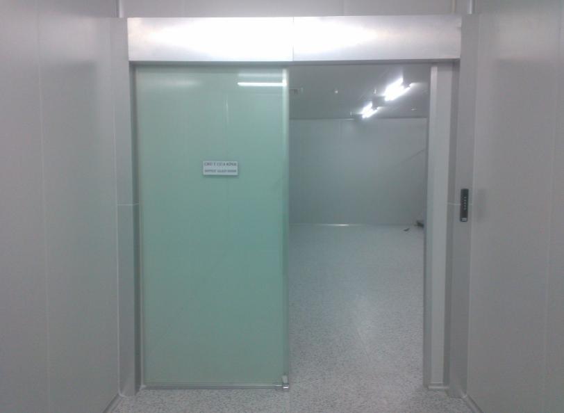 Chất liệu làm cửa tự động bệnh viện phải đảm bảo