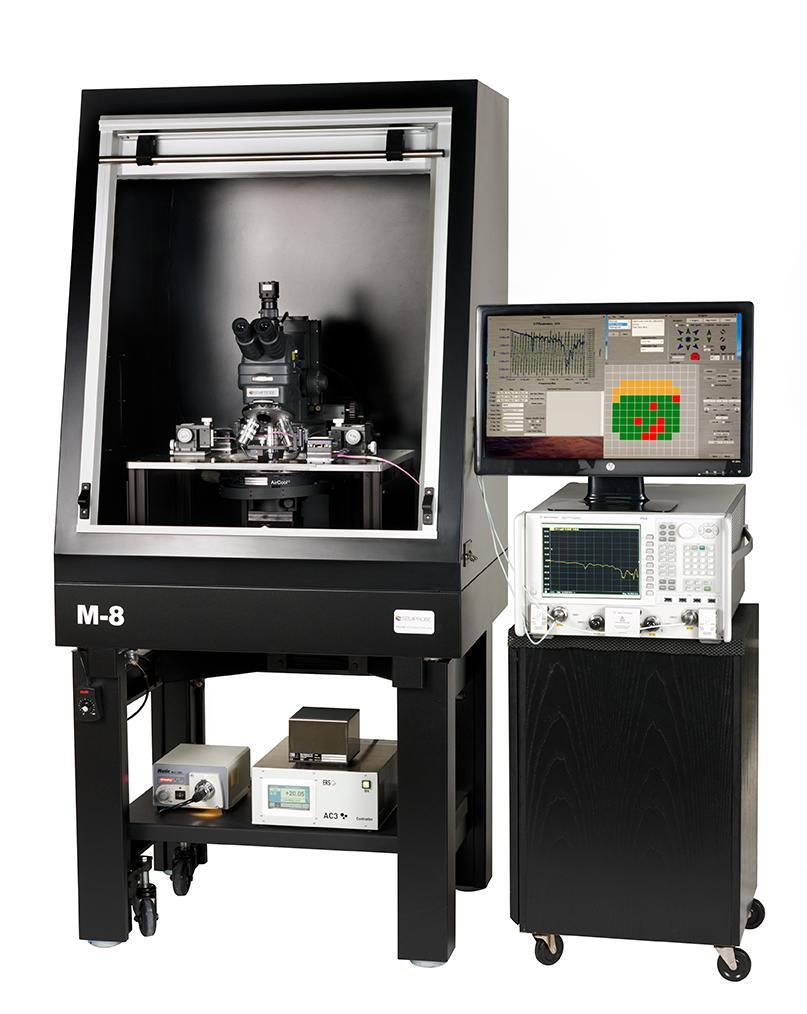 Semiconductor Wafer Probe Station Dark Box