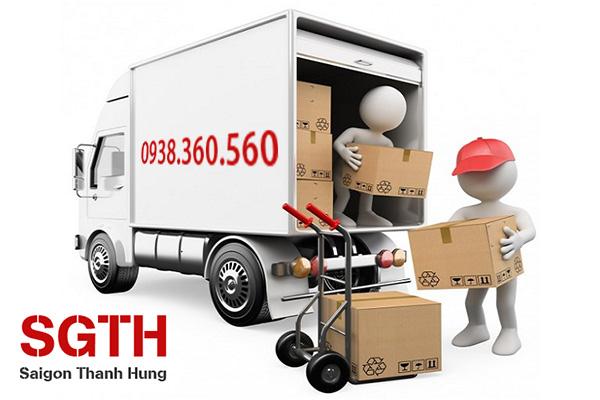 dịch vụ chuyển nhà uy tín chuyên nghiệp