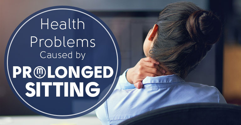 Health Problems Caused by Prolonged Sitting
