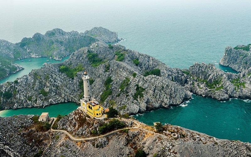 Alt: Đảo Long Châu Hải Phòng