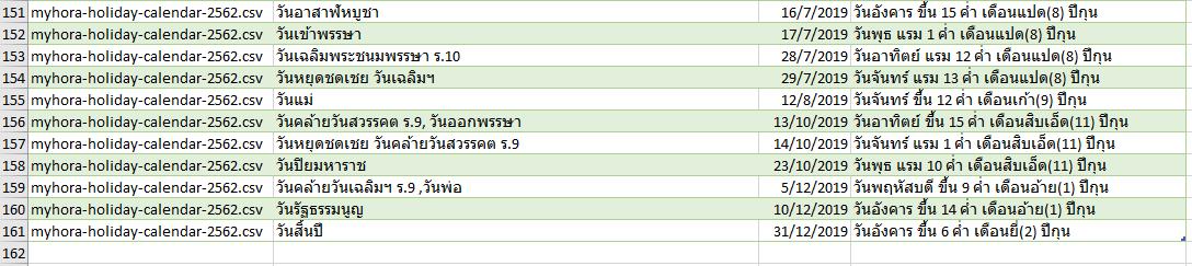 บทที่ 18 : การดึงข้อมูลจากทุก File ที่ต้องการใน Folder 12