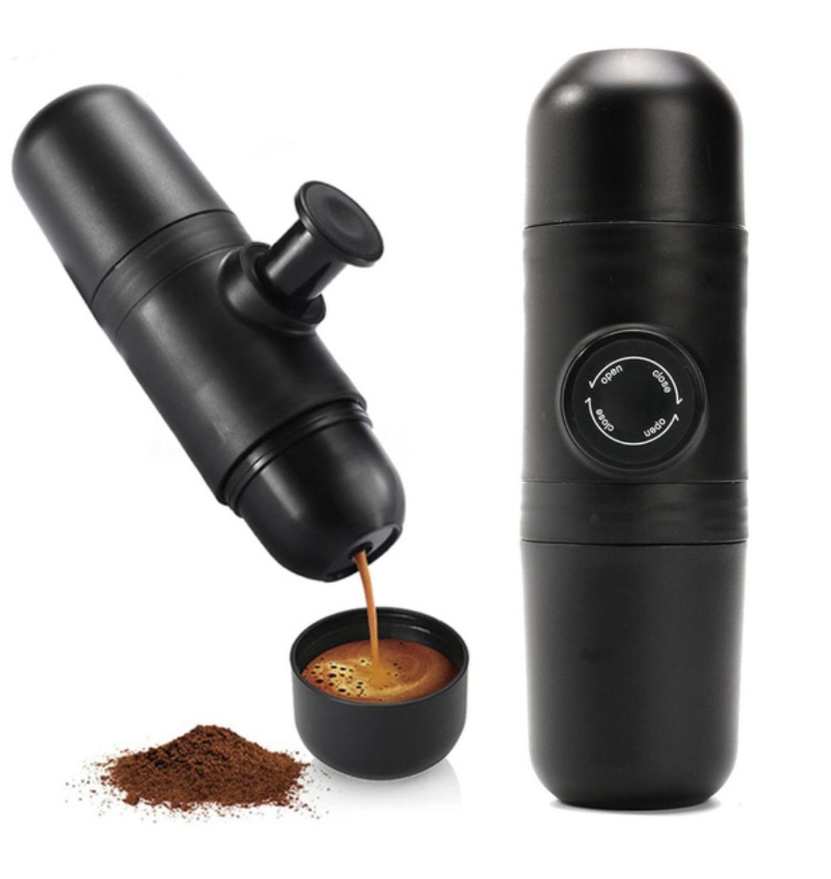 Coffee And Espresso portable maker
