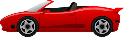 Image result for Cars + cartoon + race + red