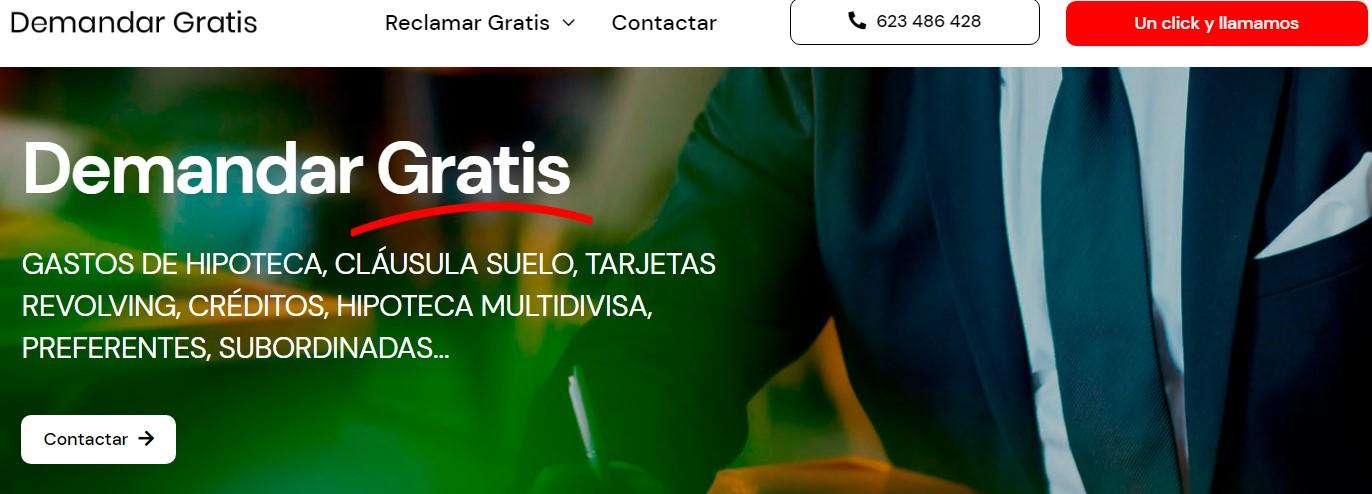 DEMANDAR GRATIS OPINIONES  Demandar Gratis Online en 2021