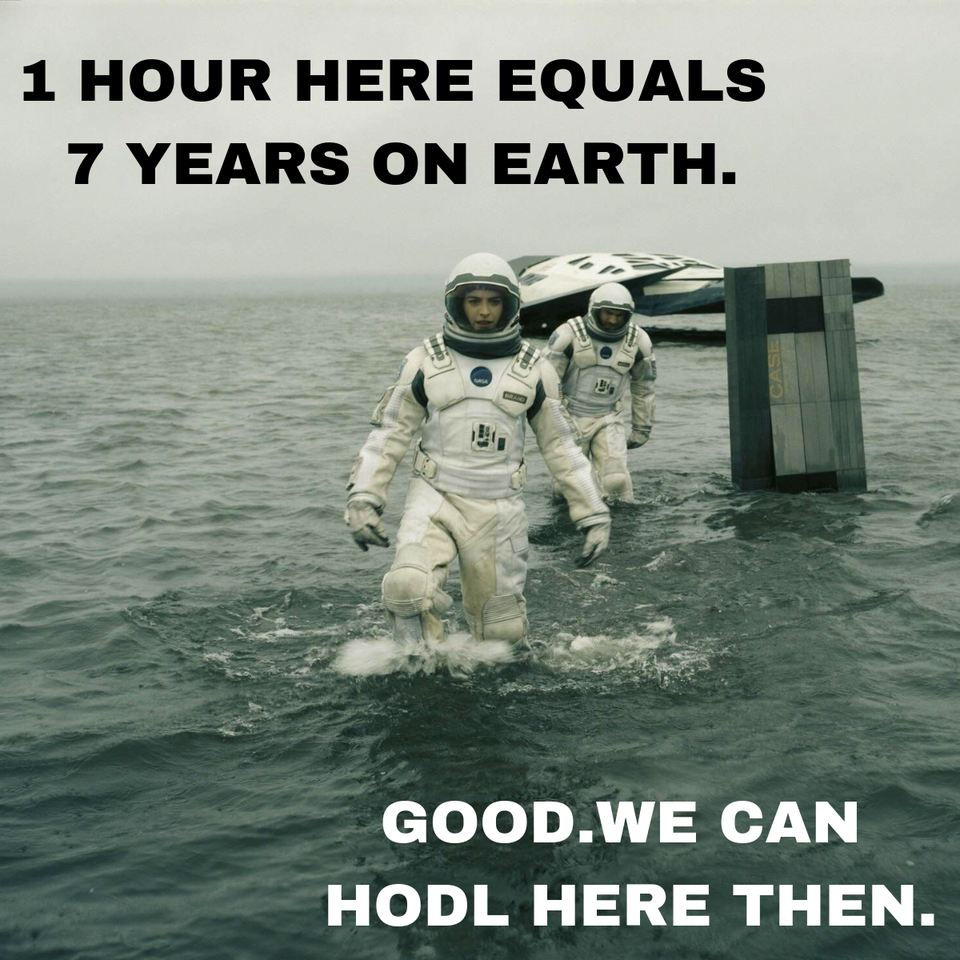 Bitcoin and crypto meme #2.