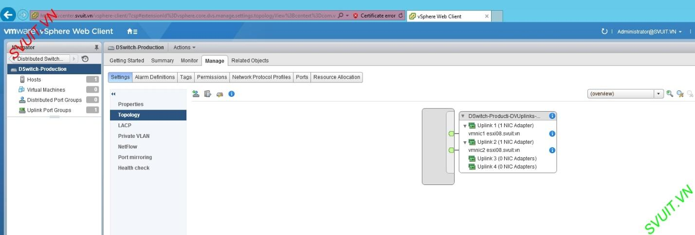 assign uplink to vSphere Distributed Switch (12)
