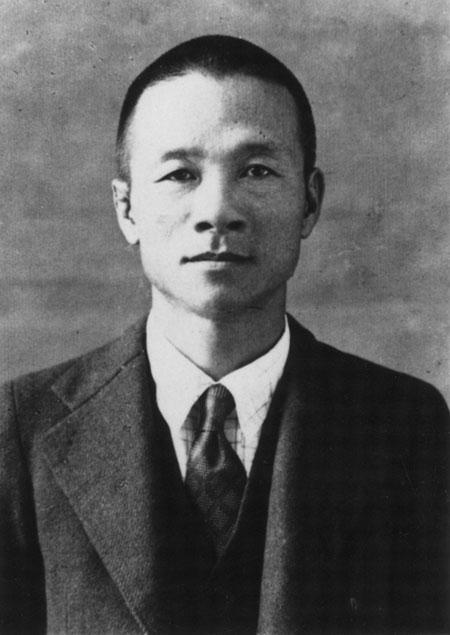 后来加入台湾共产党的农民领袖简吉。 //图片:公共领域