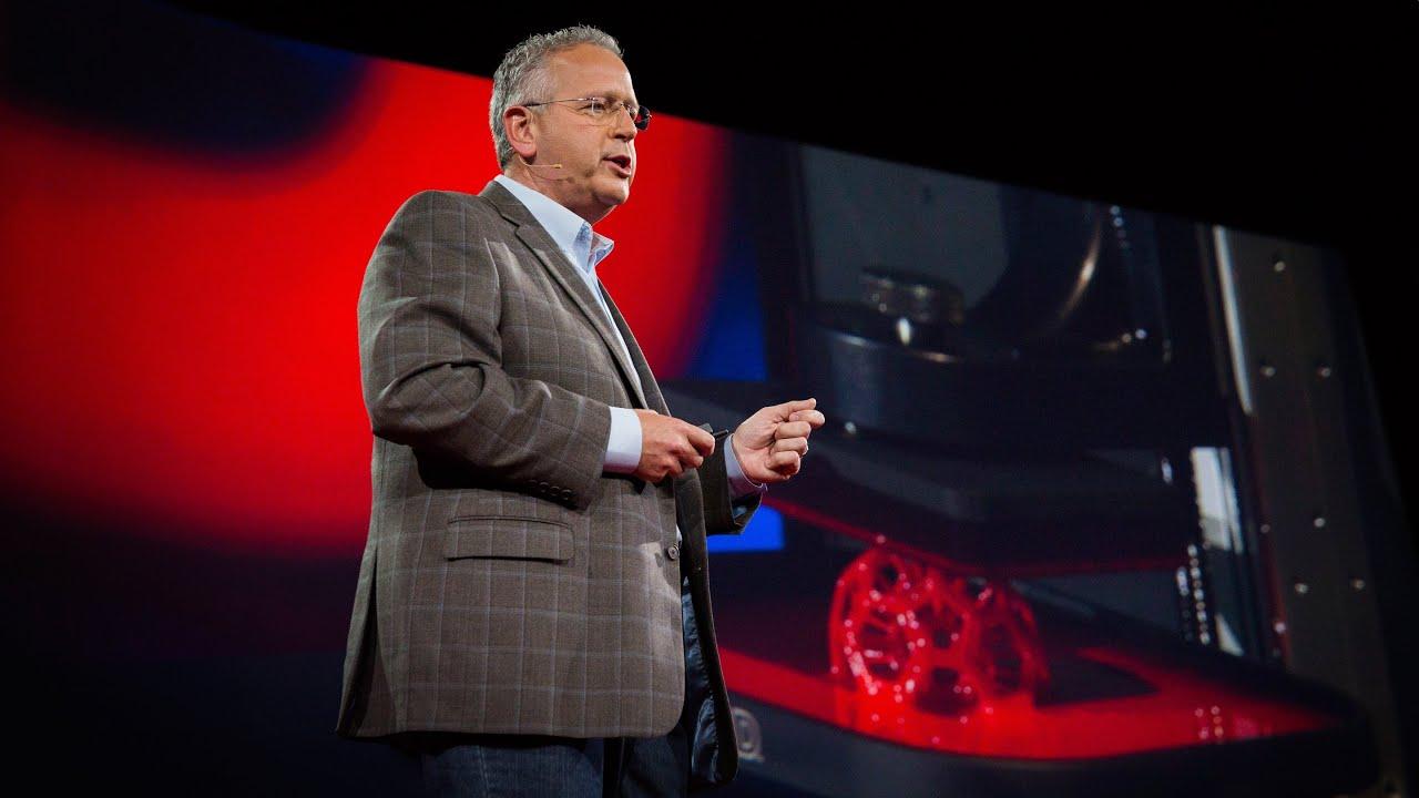 Joseph DeSimone-TED Talks