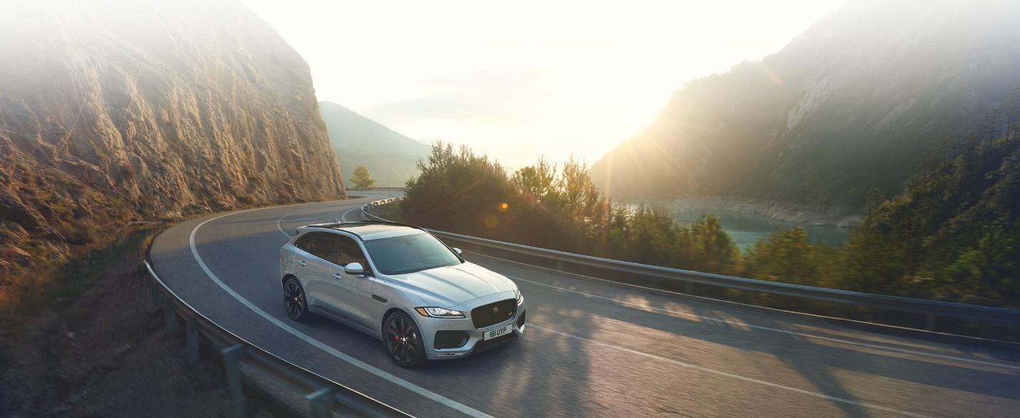 Luxury Midsize Crossover Rental [F-PACE or similar] | Budget Rent ...