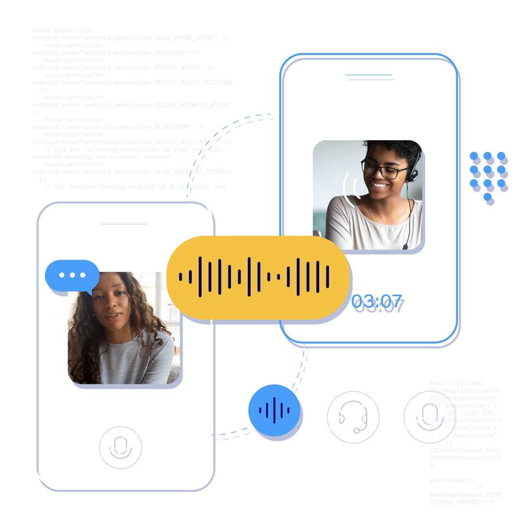 Main features of the best Video / Voice APIs