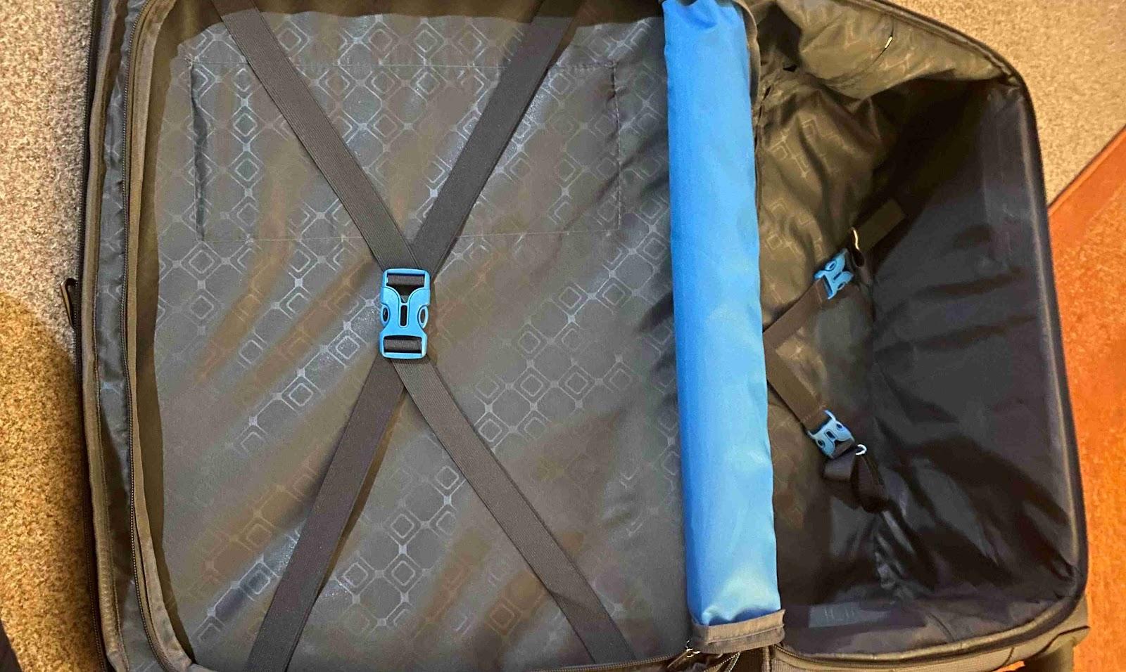Recenze Bagalio.cz: cestovní kufr se 4 kolečky Travelite CrossLITE M 4w