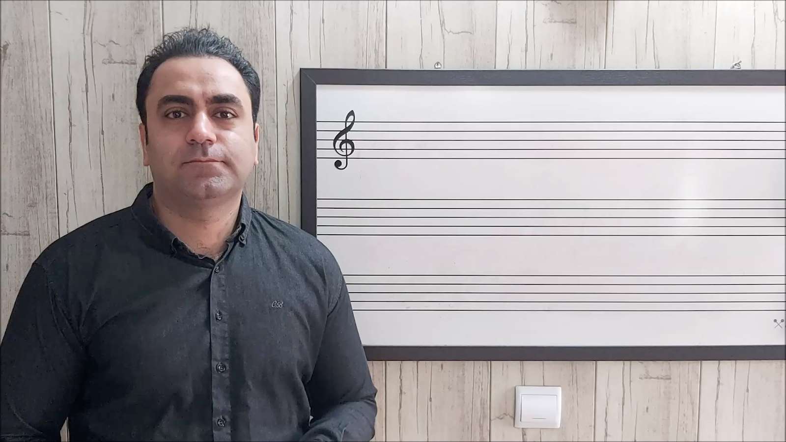 سکوت فصل یک تئوری موسیقی پرویز منصوری ایمان ملکی